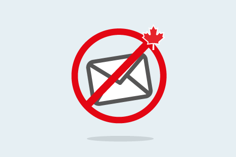 CASL: la legge anti-spam del Canada è entrata in vigore