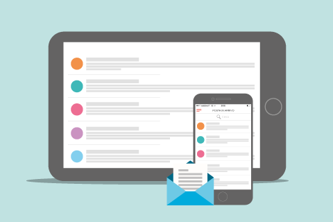 L'email da mobile: verso il responsive email marketing