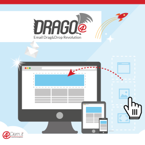 Drago, il nuovo editor drag and drop di 4Dem