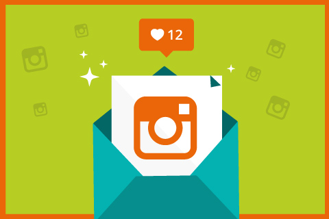 Instagram è il nuovo alleato dell'email marketing